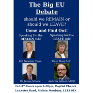 2016-02 EU Referendum Debate, Melton