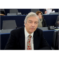Bill Newton Dunn in EU Parliament