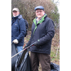 Jason Billin community litter pick